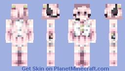 Sakura Miku Minecraft Skin