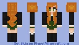 Library Dweller~ Minecraft Skin
