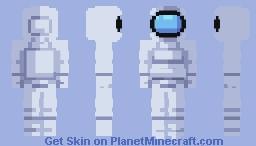 𝔸𝕞𝕠𝕟𝕘 𝕦𝕤 | 𝕎𝕙𝕚𝕥𝕖 Minecraft Skin