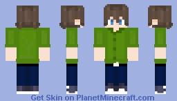 Tubbo skin edit Minecraft Skin