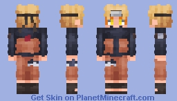 Naruto sennin mod Minecraft Skin