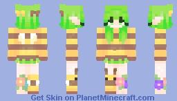 buzz buzz ♡(Ξ◕◡◕Ξ)♡ Minecraft Skin