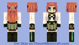 Penny Polendina // RWBY Minecraft Skin