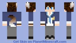 Lyall (MyStreet Phoenix Drop High Uniform) Minecraft Skin