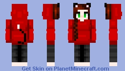 *~Sweater Paws~* Minecraft Skin