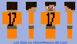 Port Arthur Convict(Unmasked) Minecraft Skin