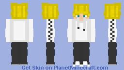 Cool maybe Minecraft Skin