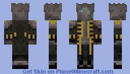 Death Knight [3D] Minecraft Skin