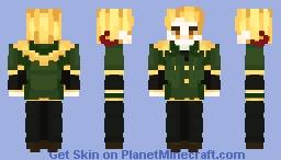 Tower Of God: Ja Wangnan (floor 20) Minecraft Skin