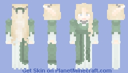 HZ ~ Cool Older Sister Minecraft Skin