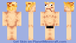 CENSORED Minecraft Skin
