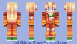 ɴɪᴋᴀɪᴅᴏ - ᴅᴏʀᴏʜᴇᴅᴏʀᴏ Minecraft Skin