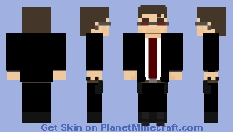 Daredevil TV show Matt Murdock Minecraft Skin