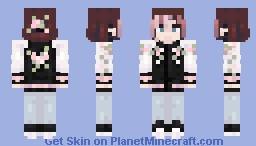 - | #12 | - Main persona - Minecraft Skin