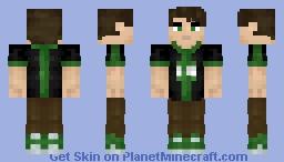 Ben 10 | Omniverse | Ben Tennyson Minecraft Skin