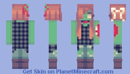 ~All The Things She Said~ Minecraft Skin