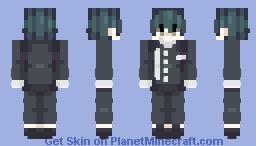 𝓢𝓱𝓾𝓲𝓬𝓱𝓲 𝓢𝓪𝓲𝓱𝓪𝓻𝓪 Minecraft Skin