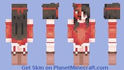 devil girl Minecraft Skin