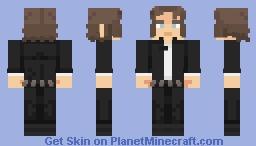 Jim Morrison | The Doors | 1967 Minecraft Skin