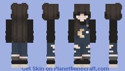 alaska Minecraft Skin