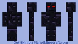 Obsidian Skin