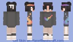 unconditional Minecraft Skin