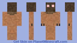 Rake Minecraft Skin