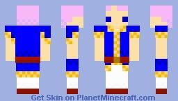 8bit-Vanima Minecraft Skin
