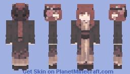 -| #8 |- OC / PMC Prom skin Minecraft Skin