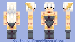I'll see you in a Flash - Skintober Day 5 Minecraft Skin