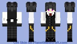 Enderian Bartender Minecraft Skin
