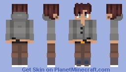 Jun'ichi Mizuno Minecraft Skin