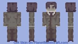 Jack walten / the walten files Minecraft Skin