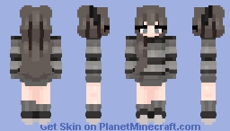 Stormy Skies - RCE Minecraft Skin