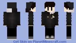 my fredn Minecraft Skin