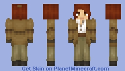 (old) janna Minecraft Skin