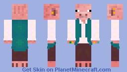 Augustice Hollerson Minecraft Skin