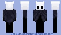 The Knight ( Hollow Knight ) Minecraft Skin