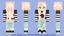Skin I Made For ScarArr Minecraft Skin