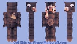 im a furry now bois Minecraft Skin