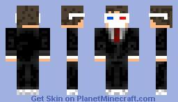 My 2 Skin Minecraft Skin
