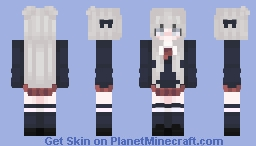 Gosh Dang Minecraft Skin
