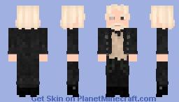 Gellert Grindelwald - Fantastic Beasts Minecraft Skin