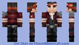 "Gaz Broekhart : ""The Aeronaut""  {Drehmal SMP Skin} Minecraft Skin"