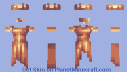 we all pretend to be the heroes on the good side Minecraft Skin