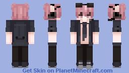 Dumb Casual Minecraft Skin
