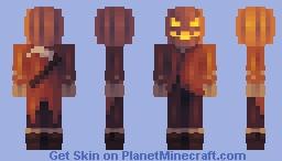 Terror // Hallows Eve-ent Minecraft Skin