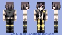 Taeyong SUPERHUMAN Minecraft Skin