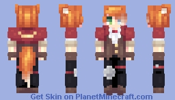 [Kari] RPG Hero || Costume Party Minecraft Skin