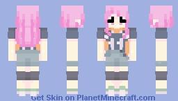 Backwards Steve Skin Minecraft Skin